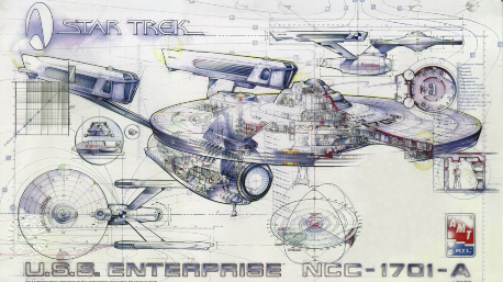 How Much Would It Cost to Build the Starship Enterprise ?